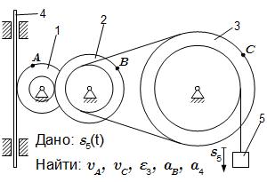 Решение задач плоское движение твердого тела задачи по теории финансового менеджмента с решениями